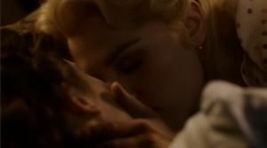 lucy mina kiss