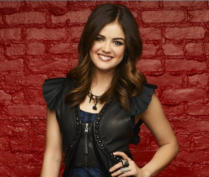 PLL Lucy Hale