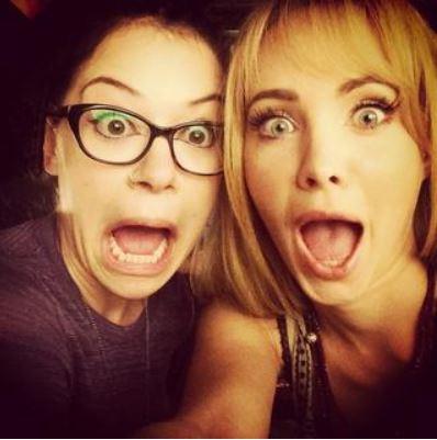 Ksenia and Tat